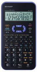 CALCOLATRICE SCIENTIFICA EL 509 XB-VL VIOLA SHARP - conf. 1