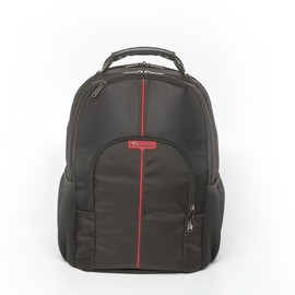 "VERBATIM NOTEBOOK BACKPACK ""STOCKHOLM"" 16"" BLACK 21cm x 36,5cm x 45cm - conf. 1"