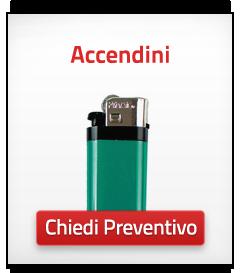 Personalizzazione accendini