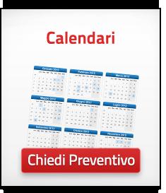 Personalizzazione calendari